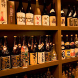 ぢどり亭オリジナルをはじめ、各種焼酎&梅酒、果実酒など多種取り揃えております♪お得なボトルキープ(保管期間3か月)もできますよ。