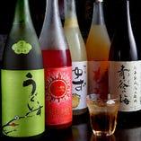 梅酒などの果実酒