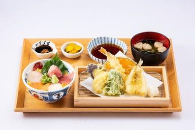 海鮮丼・天ぷら 博多 喜水丸 イオンマリナタウン店  コースの画像