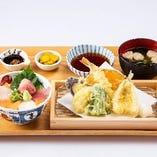 『喜水丸お得丼セット』980円