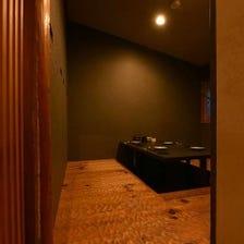 VIP[離れの和空間]優雅な個室部屋