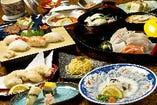 懐石料理 12,500円