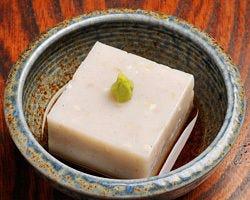 そば豆腐 560円