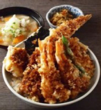 天吉丼 1200円