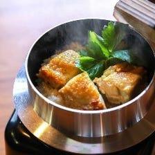 海南鶏飯風釜めし
