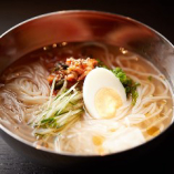 【〆におすすめ】 さっぱりとした「冷麺」を召し上がれ