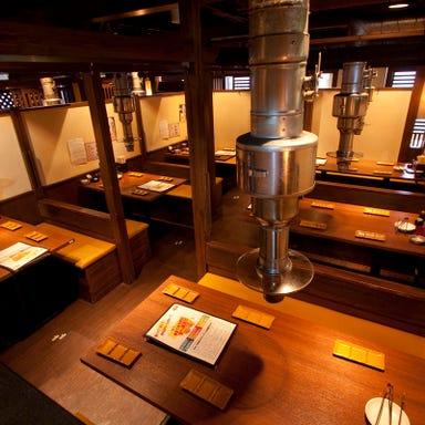 和牛焼肉食べ放題 肉屋の台所 飯田橋店 店内の画像