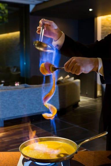 木更津ワシントンホテル レストラン ボンサルーテ(BONSALUTE)  コースの画像