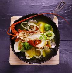 1日10食 プレミアム 海の幸ブイヤベース ワゴンデザート食べ放題付き