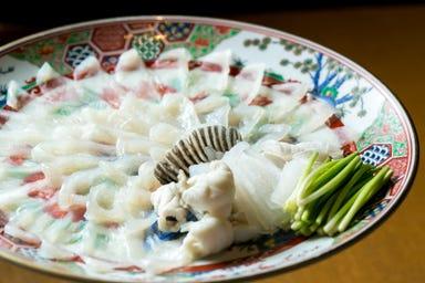 ふく料理 日本料理 平家茶屋  こだわりの画像