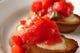 自家製ドライトマトのパン、フォカッチャはランチで食べ放題。