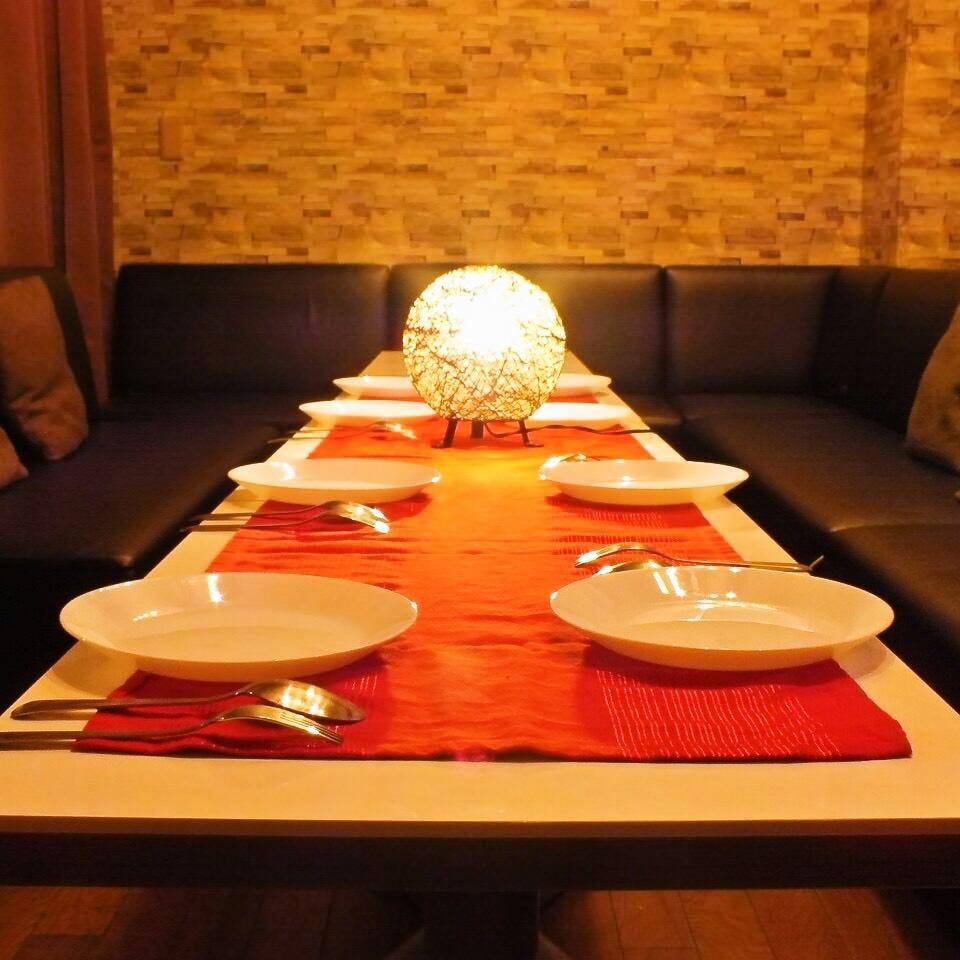 テーブル席・半個室・4名様~30名様