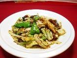 豚肉とキャベツの味噌炒め(ホイコーロー)