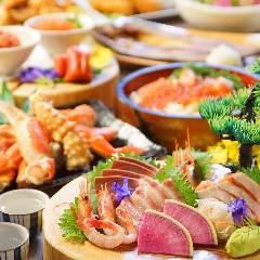 個室 北海道 魚均 岡山駅前店