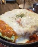 ☆大人気☆トリプルチーズお好み焼き