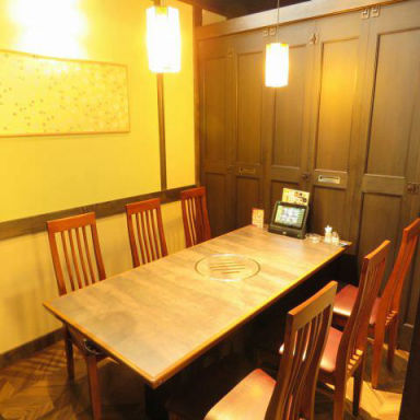 焼肉牛勢 駒込店 店内の画像