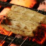 天然物に極めて近い『坂東太郎』。厚みある肉感と抜群の旨味。