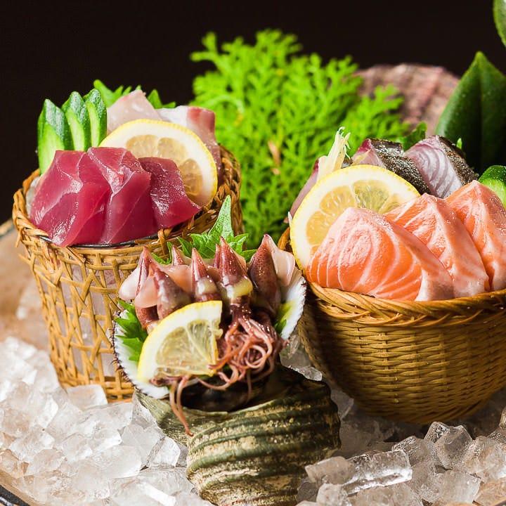元魚屋の仕入れる鮮魚がウマい!