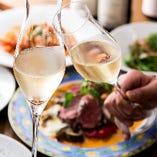 ◆誕生日・記念日にお肉&ワインで笑顔いっぱいの特別な一日に!
