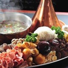 雲南キノコ火鍋は一食の価値あり
