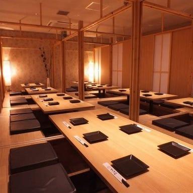 全席完全個室 うまかもん料理 九州魂 ~KUSUDAMA~ 布施店 店内の画像