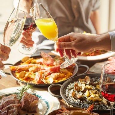 カラオラ~calahorra~ テラス・スペイン料理・大手町 コースの画像