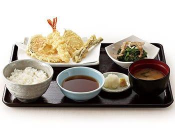 Tempura bowl tenya Shizuoka Aoi Tower store
