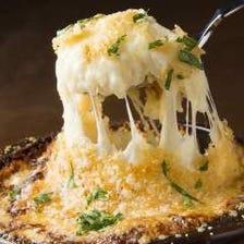 4種のチーズの濃厚ドリア