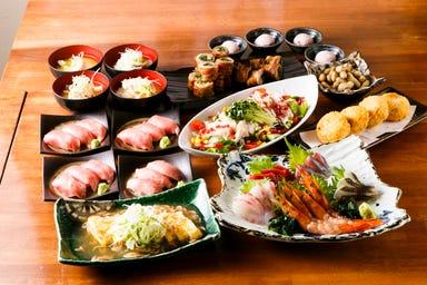 ご当地酒場 長崎県五島列島 小値賀町  コースの画像