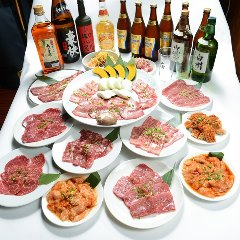 黒毛和牛・食べ放題 焼肉 龍 新橋本店