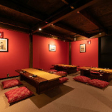 【座敷席】会社宴会・送別会・打ち上げに◎ゆったりくつろげる空間