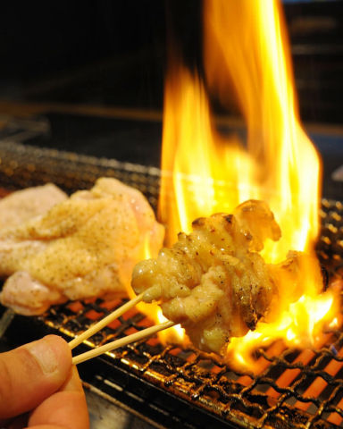 hatake 炙火極鶏菜  メニューの画像