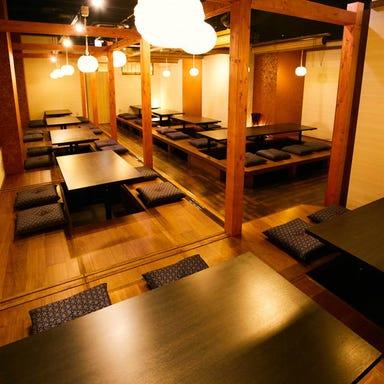 隠れ家個室居酒屋 伸輔 知立店  店内の画像