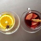 【冬季限定】ホットワイン 赤or白