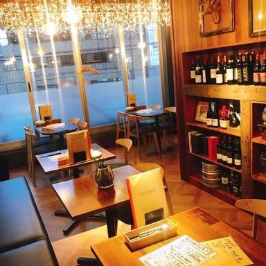 肉×ワイン ビストロ・イタリアン ユナイテッド 店内の画像