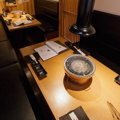 焼肉 七つ星 北浜店 店内の画像