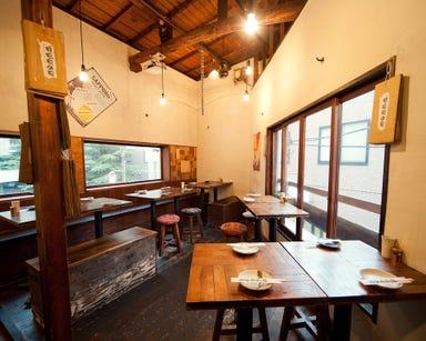 「串焼酒場」酒楽酒酒酒  店内の画像