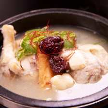 長年愛される本格韓国料理は必食!