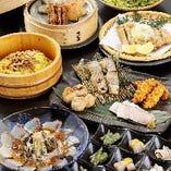 【2時間飲み放題付】山口地鶏のすき焼きコース6,000円(税込)