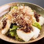 豆富サラダ
