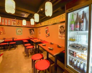 餃子とレモンサワー 2番街酒場 くずまゆ 店内の画像