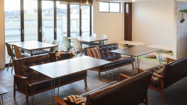 カフェ&バル 29LaB(ニクラボ) 店内の画像