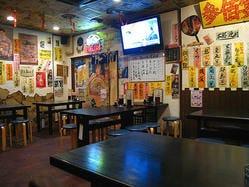 居酒屋 参佰宴  店内の画像