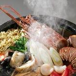 敦煌のイチオシ!20種類の香辛料が入った優しいお鍋「らーめんすき」