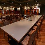 【40名様まで】企業宴会や同窓会など、大人数のご利用なら個室空間を貸切