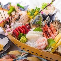 春夏秋冬 活魚料理 北海