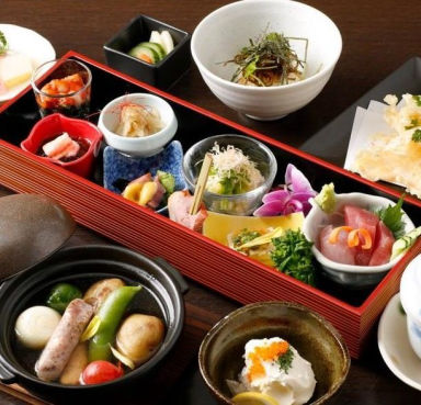 和食日和 おさけと 神楽坂  コースの画像