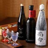 プレミアム日本酒 お取り置きご相談ください。