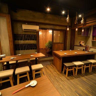 神楽坂肉寿司  店内の画像