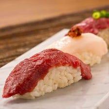 ご家庭や会社でも肉寿司を…